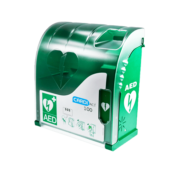 house-of-first-aid,Outdoor AED Cabinet plus 10% GST,Aero healthcare,Defibrillator Accessories