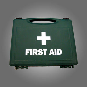 house-of-first-aid,Green Plastic First Aid Cases Small 10% GST,Aero healthcare,Cases