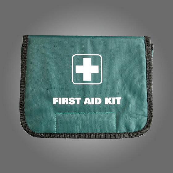 house-of-first-aid,Green Softpack First Aid Bags – Fold-over Bag 10% GST,Aero healthcare,First Aid Bags