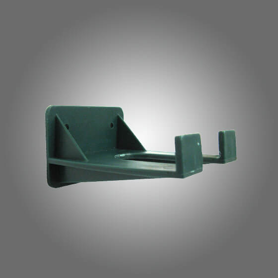 house-of-first-aid,Green Plastic First Aid Cases  Wall Bracket 10% GST,Aero healthcare,Cases