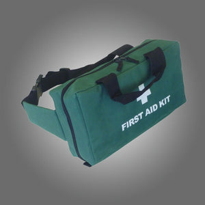 house-of-first-aid,Green Softpack First Aid Bags Large 10% GST,Aero healthcare,First Aid Bags