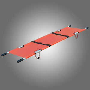house-of-first-aid,Emergency Pole Stretchers, Alloy Single Fold 10% GST,Aero healthcare,Emergency Pole Stretchers