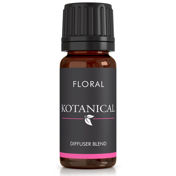 Floral Oil Diffuser Blend essential oil kotanical
