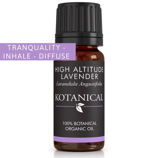High Altitude Lavender Essential Oil essential oil kotanical