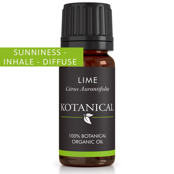 Lime Essential Oil kotanical