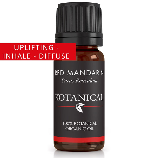 Mandarin Essential Oil kotanical
