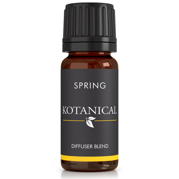Spring Oil Diffuser Blend essential oil kotanical