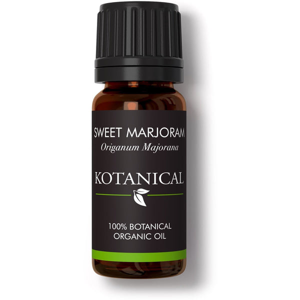 Sweet Marjoram Essential Oil kotanical