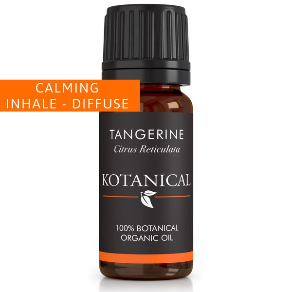 Tangerine Essential Oil kotanical
