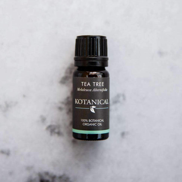 Tea Tree Essential Oil kotanical