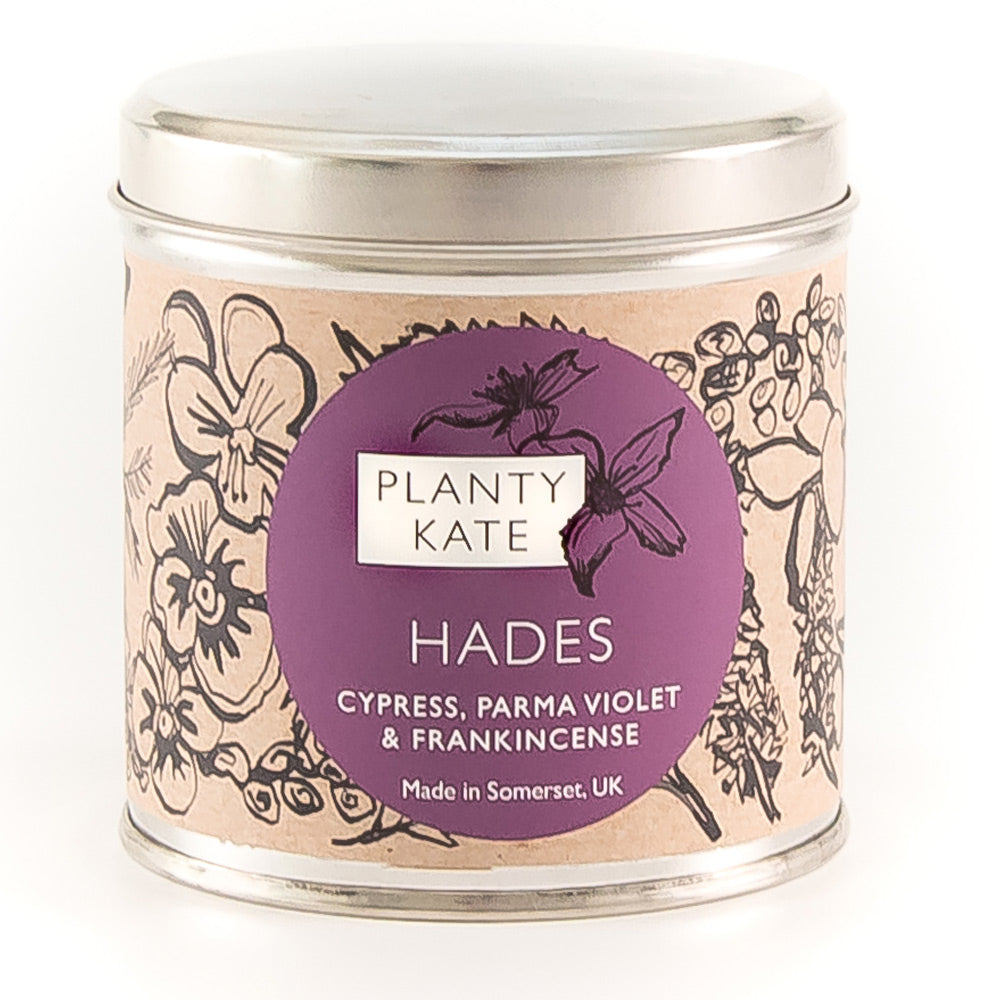 Hades Candle by Planty Kate