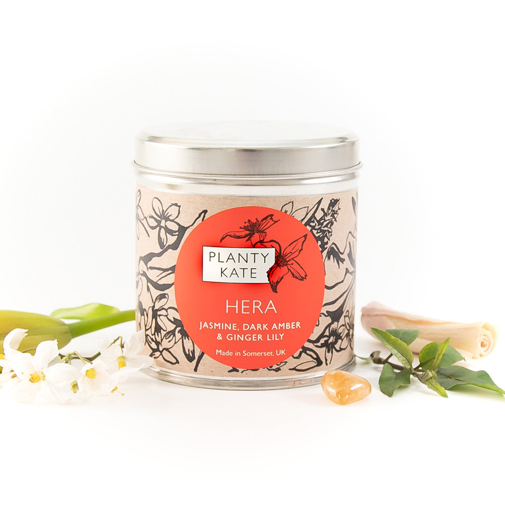Hera Candle by Planty Kate
