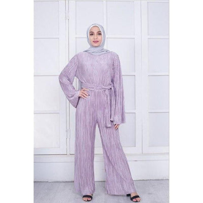 Adila Pleated Jumpsuit