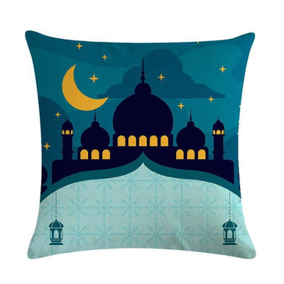 muslim-spirit - Holiday Inspired Pillow Covers - Decor