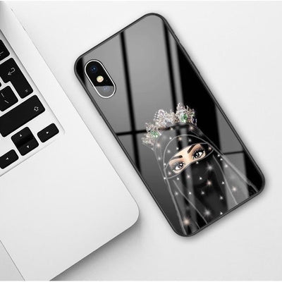 Glass Phone Case iPhone