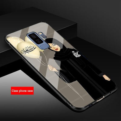 Glass Phone Case Samsung Galaxy