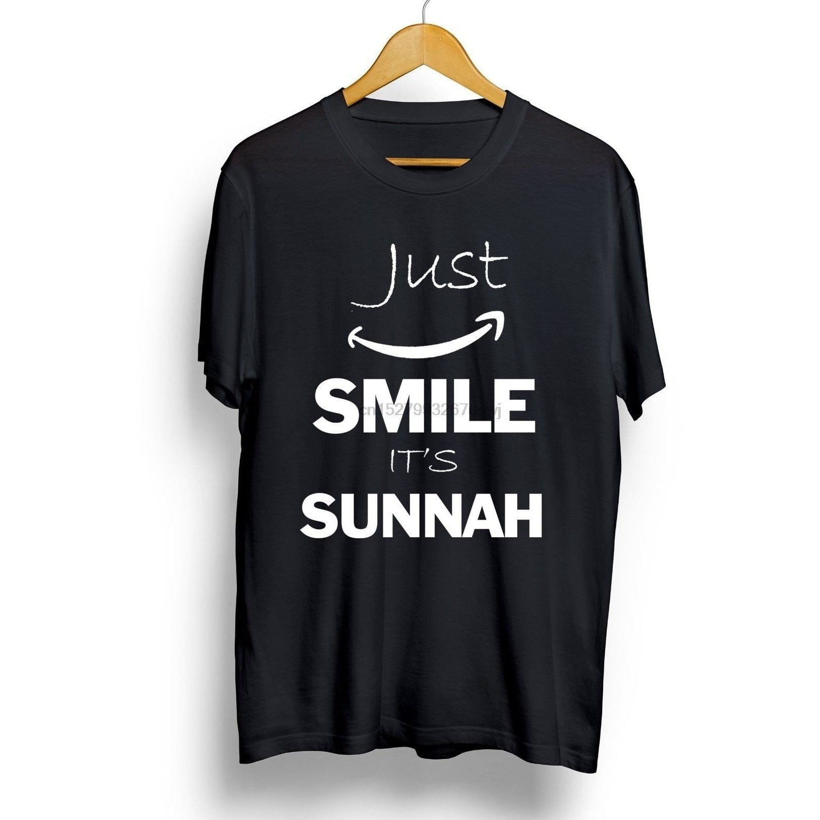 Smile It's Sunnah T-Shirt