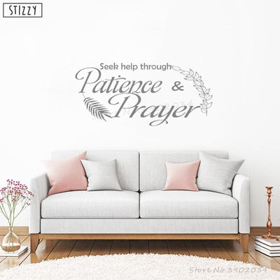 muslim-spirit - Islamic Quote Wall Decor - Decor