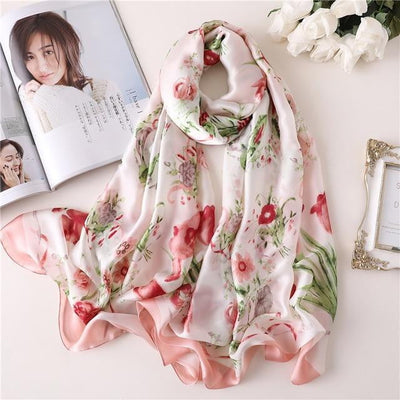 Printed Scarves Collection