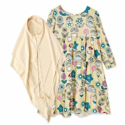 Cantik Style Children's Dress