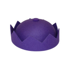 Crown Hat - Ultra Purple