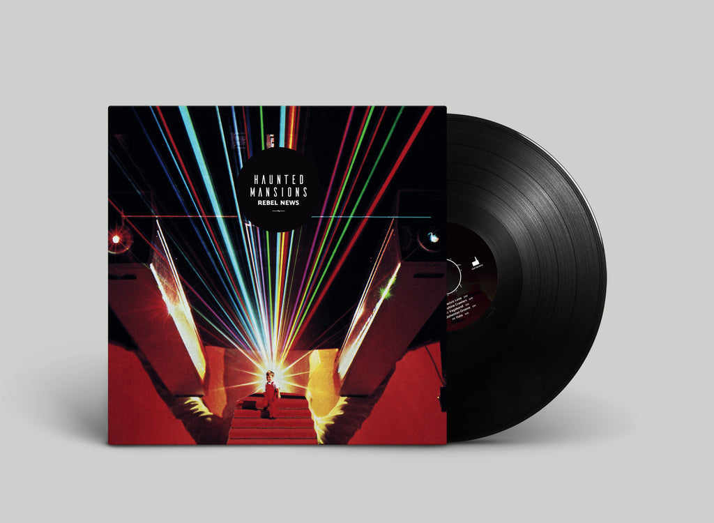 Rebel News Vinyl