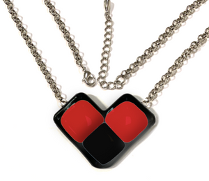 Red Womens Necklace