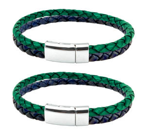 The Monet Water Lilies Couple Bracelets