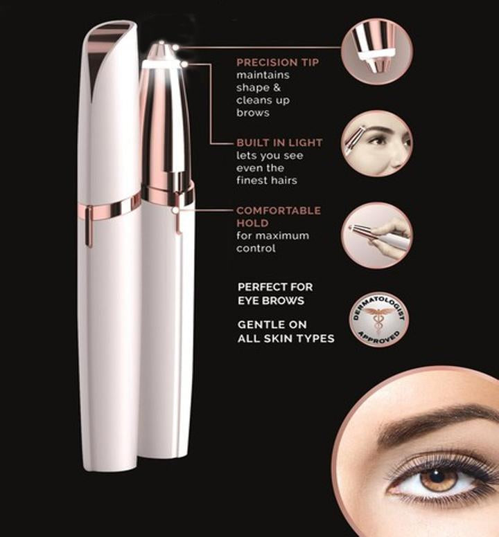 Flawless Brows®Depilador Touch Para Cejas