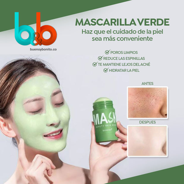 GREEN TEA MASK®