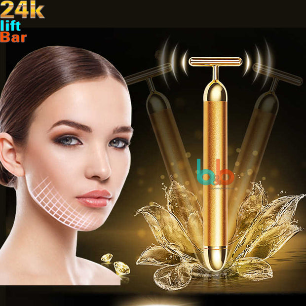 24K Gold Lift Bar - Elevador Facial