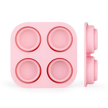 Collapsible Baby Food Container