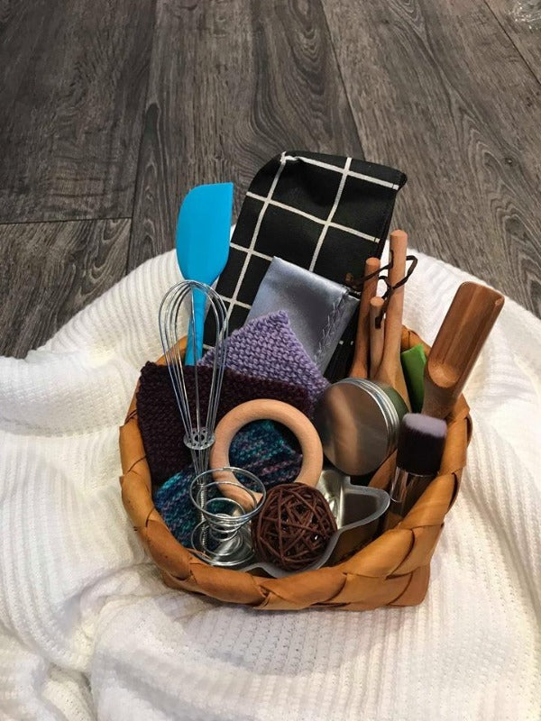Heuristic Play Baskets