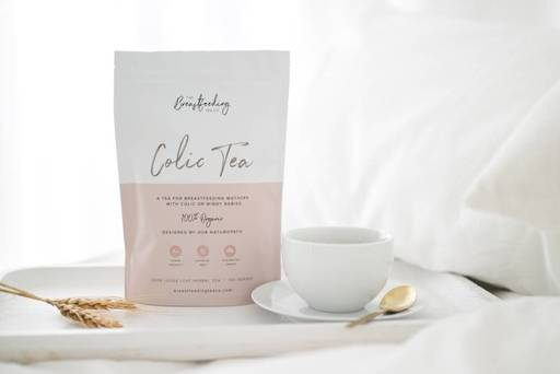 Colic breastfeeding tea | Bee My Baby NZ
