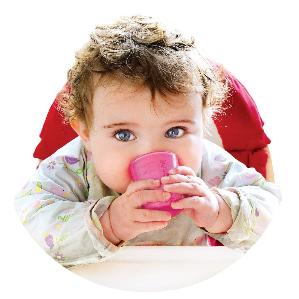 Babycup First Cups - Baby & Toddler Training Sippy Cups