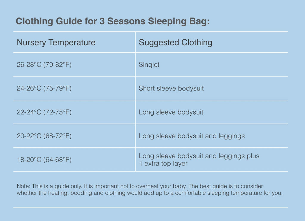 Woolbabe 3 Seasons Sleeping Bag