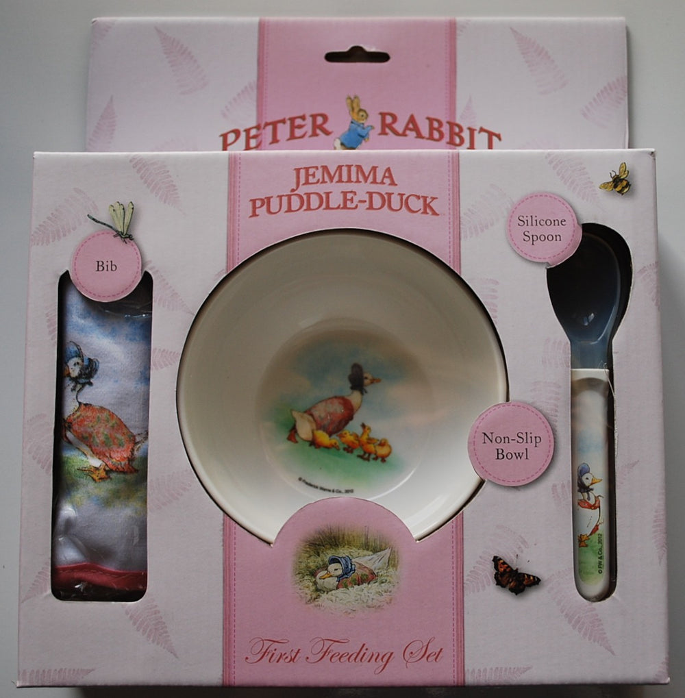 Jemima First Feeder Set