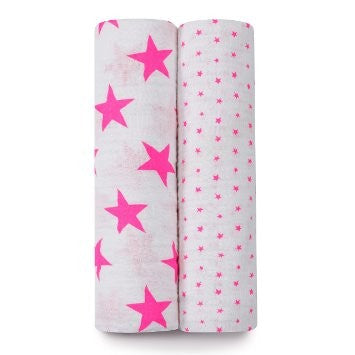 Fluro Pink (2 pack)