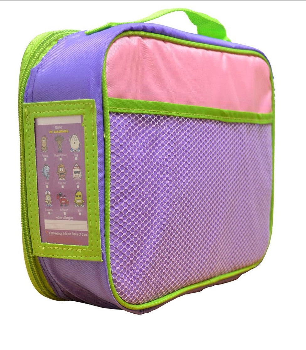 AllerMates I Have Allergies - Eco Friendly Lunchbox