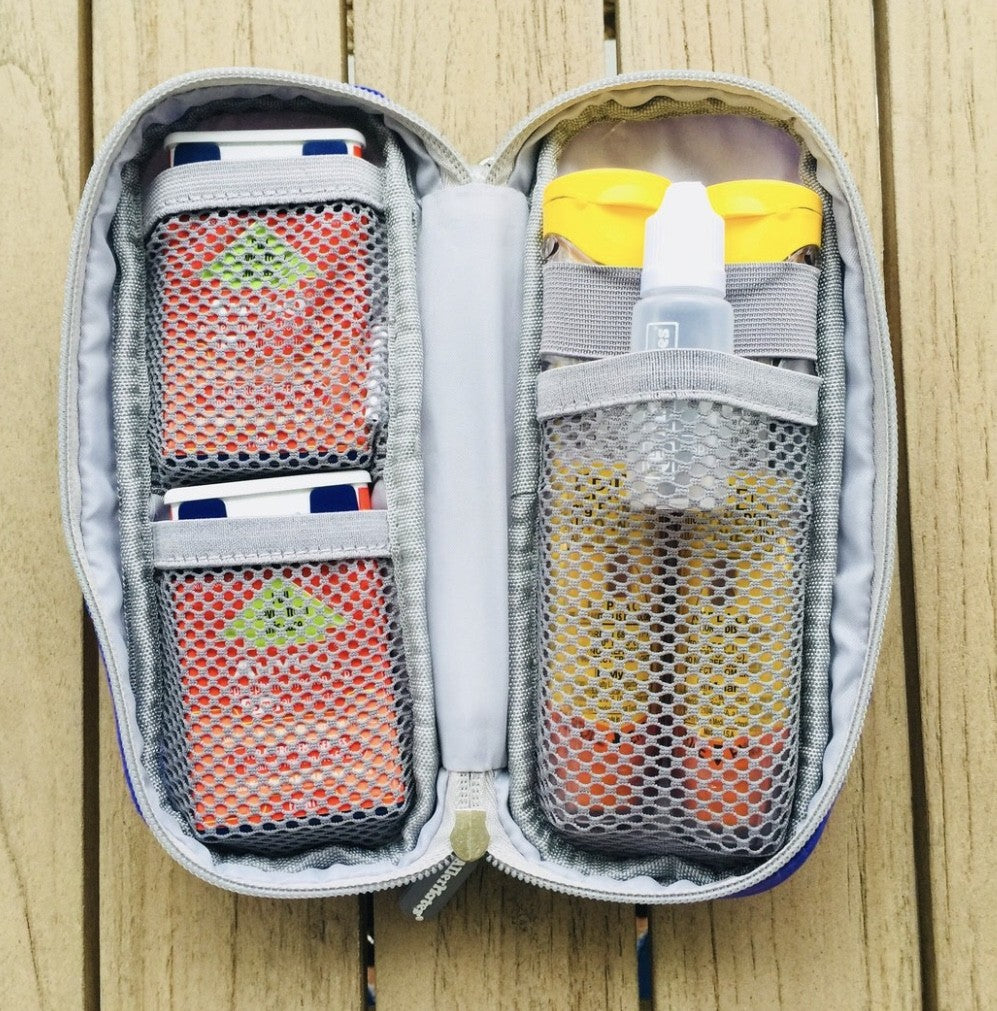 Children's Allergy Medicine Case Epi Pen Holder Carrier