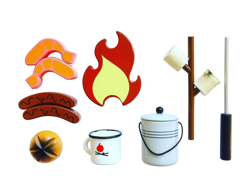 Camp Fire Set