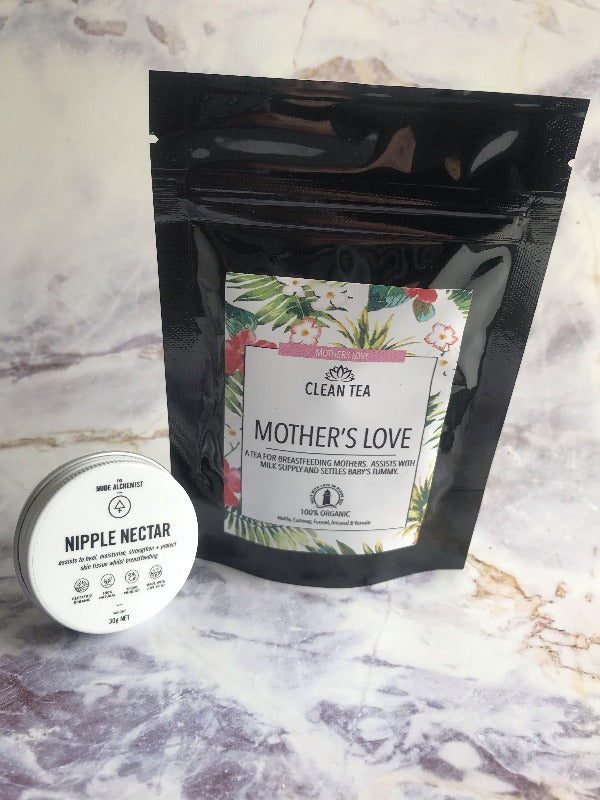 Mother's Love Breastfeeding Tea & Nipple Nectar