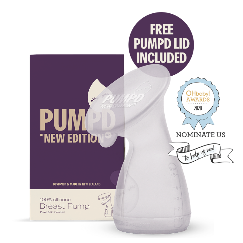 New Edition Breast Pump Bee My Baby NZ