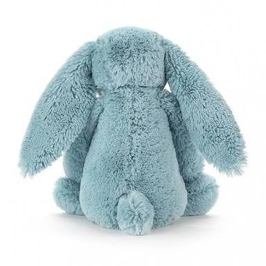 Bashful Aqua Bunny Medium Jellycat