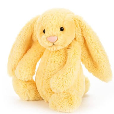 Bashful Lemon Bunny Small Jellycat