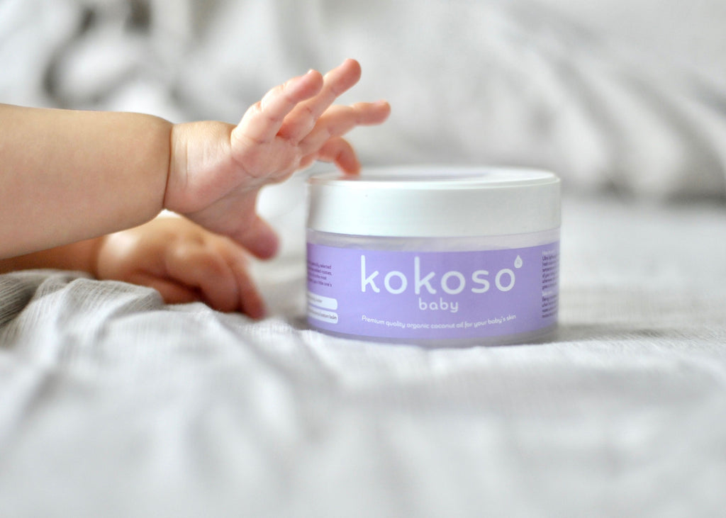 Baby Coconut oil 168g