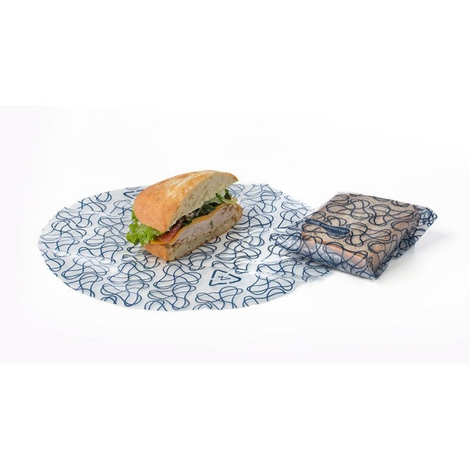 Reusable Foodwraps 2PK (3 Colours)