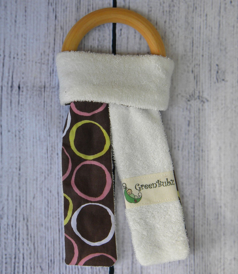 Organic Teething Ring