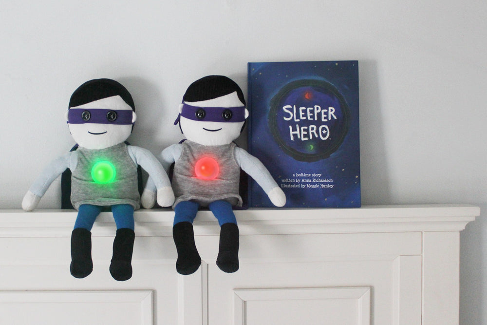 SleeperHero - Award Winning Sleep Aid For Toddlers!
