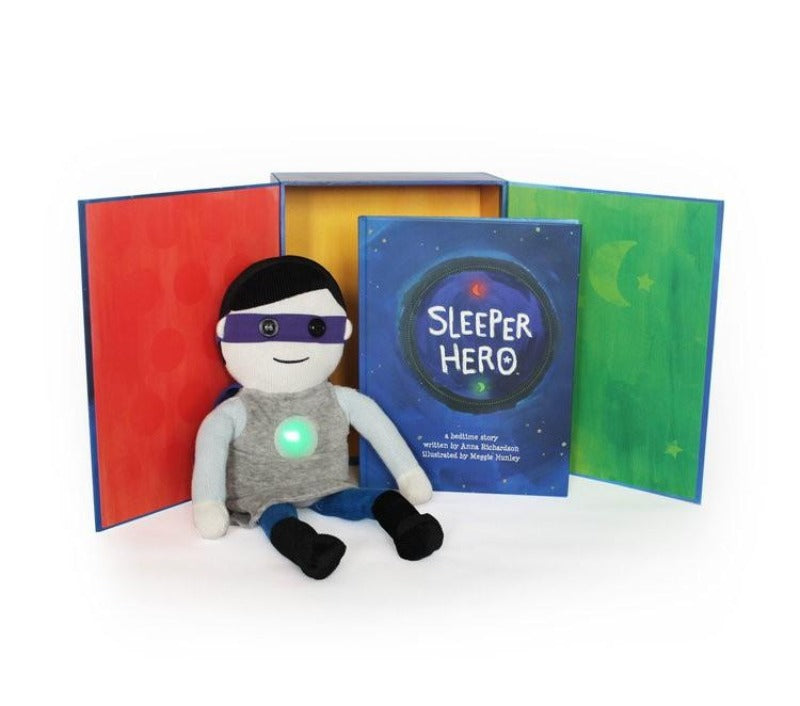 Sleeper Hero - Award Winning Sleep Aid For Toddlers!